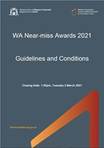 WANMA 2021 Guidelines and Conditions cover page